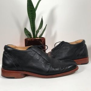 Other - Bison Leather Store Black Chukka Boots